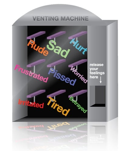 DearSugar's Venting Machine: Stop and Go