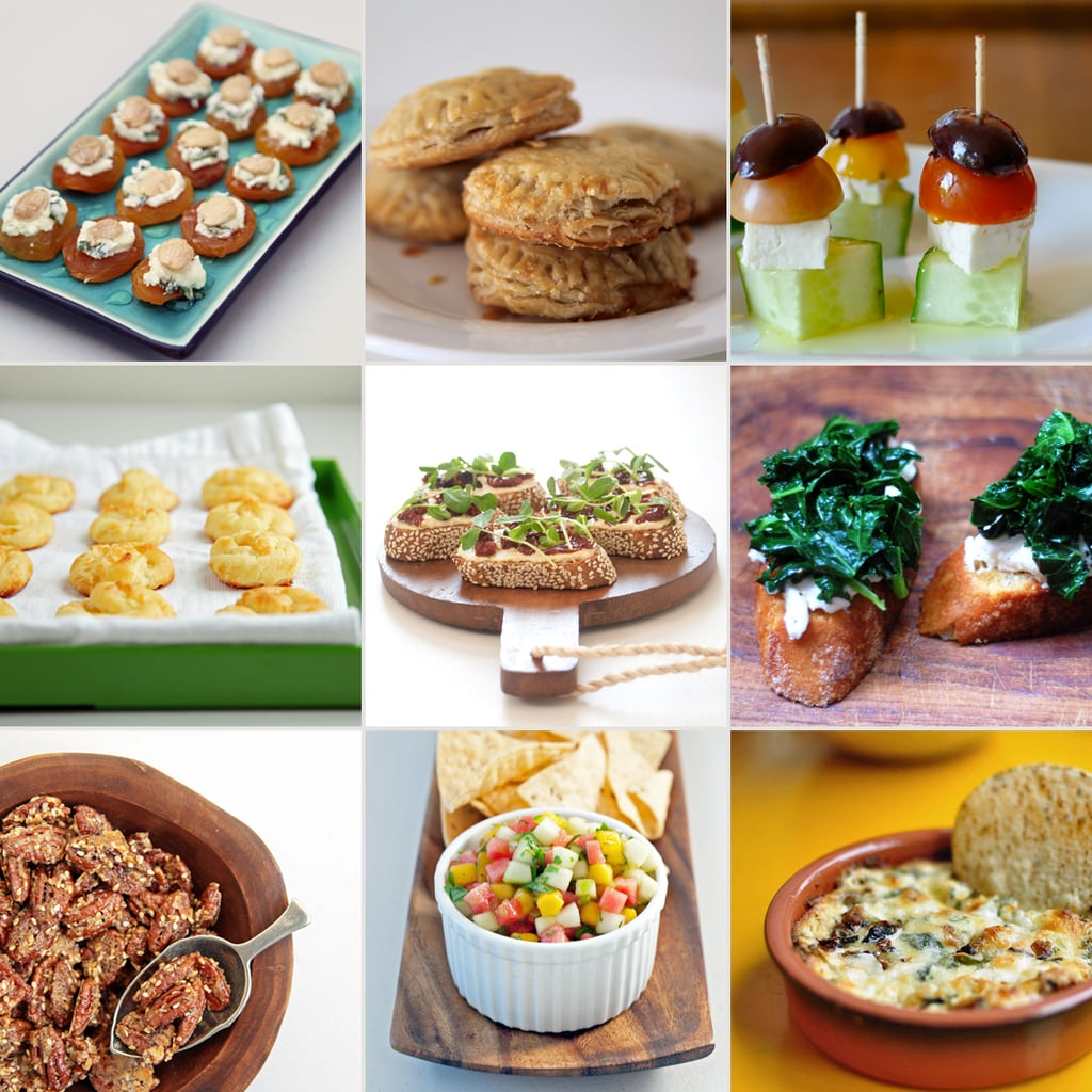 Popsugar Food: Vegetarian Appetizers