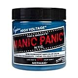 Manic Panic Classic Formula Semi Permanent Hair Color Cream in Mermaid