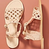 Anthropologie Tabitha Woven Sandals