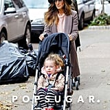 Sarah Jessica Parker and Tabitha Parker headed out in their NYC neighborhood.