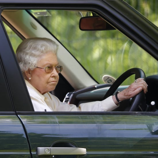 The Queen Isn't Too Queen-y to Drive Her Own Car