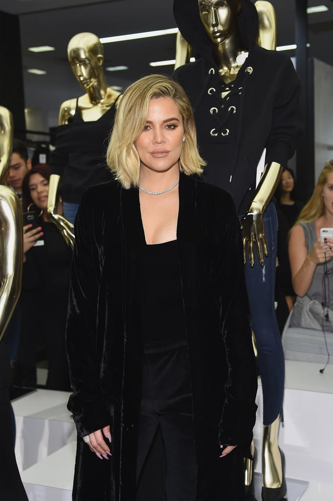Khloé Kardashian in 2017