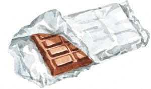 Dark Chocolate Lowers Blood Pressure