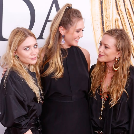 Elizabeth Olsen Also Copied Mary-Kate and Ashley's Style