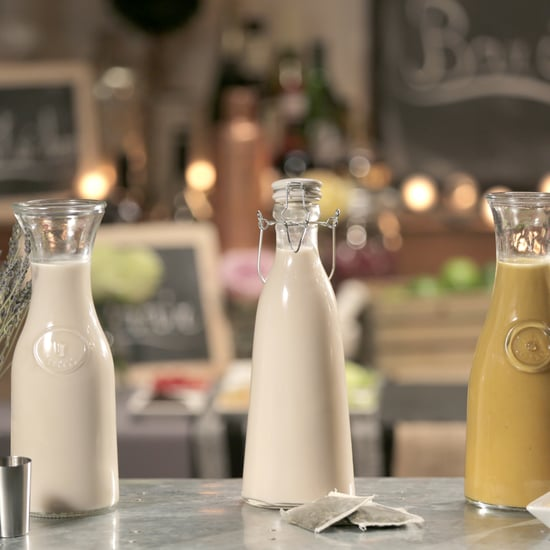 Infused Milk Recipes