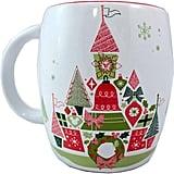 Disney Starbucks Holiday Christmas Mug