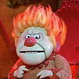The Heat Miser From A Year Without a Santa Claus