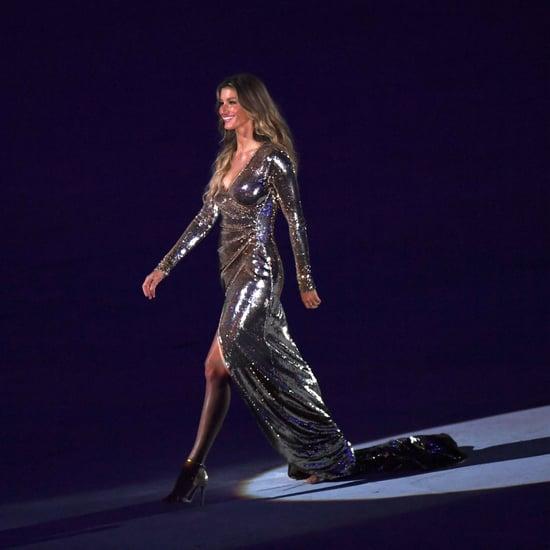 Gisele Bundchen at Rio Olympics