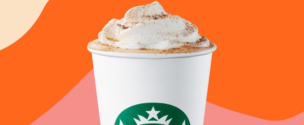 Starbucks's Pumpkin Spice Latte Is Back For the 2020 Season!