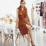 Once You Set Eyes on Olivia Palermo's New Collab, Your Closet Will Never Be the Same