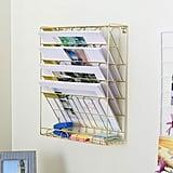 File Holder Organiser Rack
