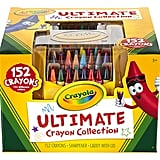 Crayola Ultimate Crayon Collection Art Set Gift