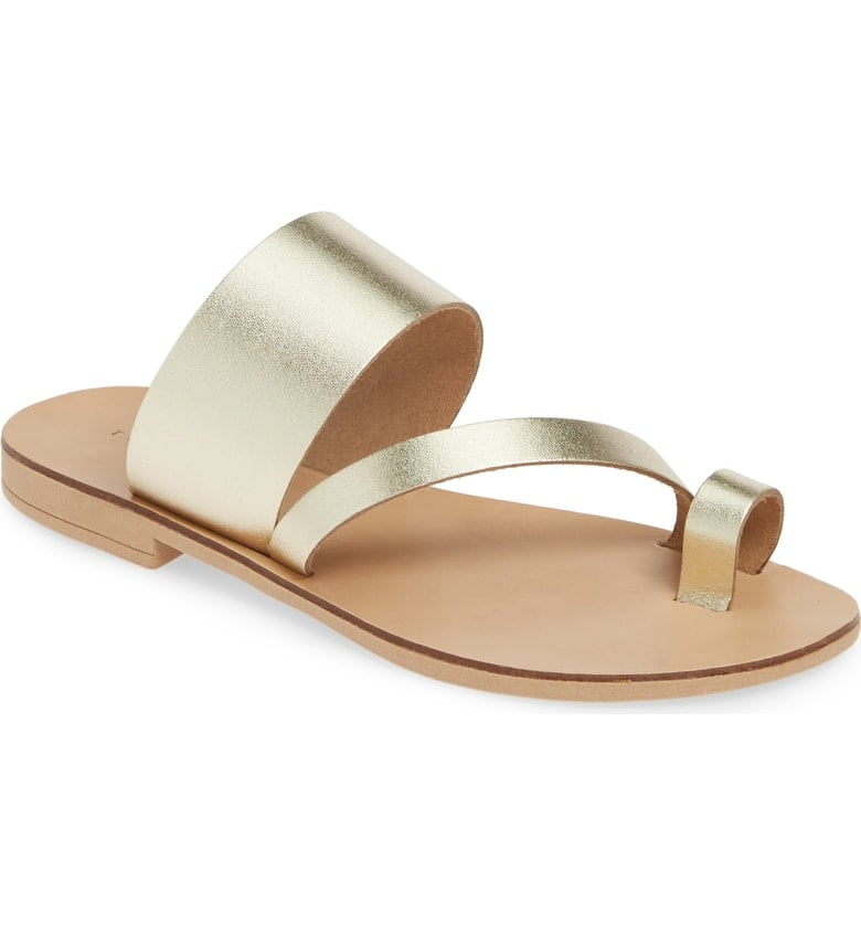 Topshop Hope Slide Sandals