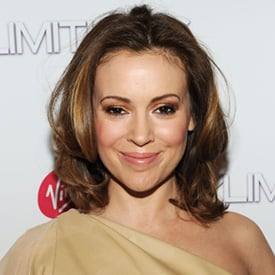 Alyssa Milano Is Pregnant