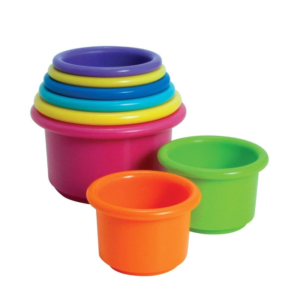 For Infants: The First Years Stack Up Cups