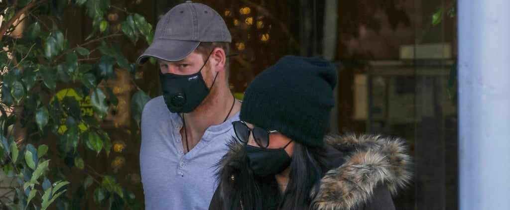 Meghan Markle and Prince Harry Out in LA December 2020