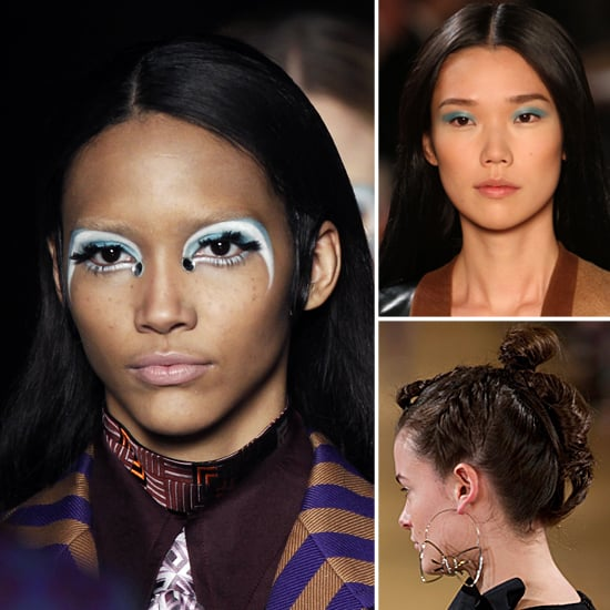 30 Beauty Looks From Paris Fashion Week Autumn/Winter 2012