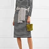 J.Crew Chloe Striped Dress