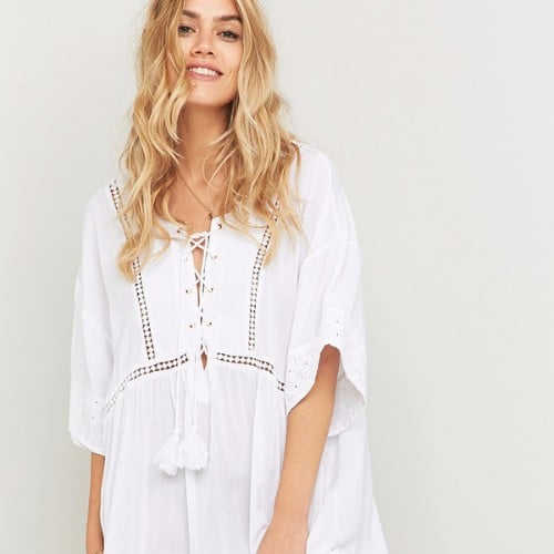 Boho White Dresses to Wear For Festivals and Summer Holidays