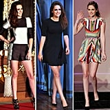Kristen Stewart has been showing some major leg. See her best leg-bearing looks!