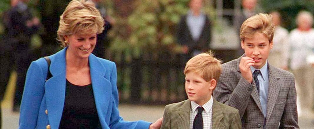 24 Sweet, Heartbreaking Things William and Harry Have Said About Princess Diana