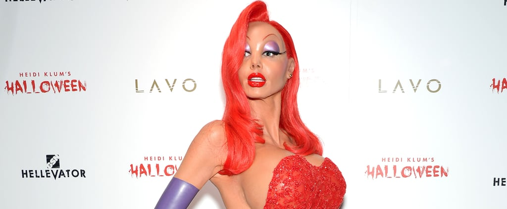 Heidi Klum's Halloween Costumes Through the Years