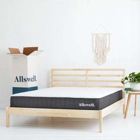 Allswell 10 Inch Bed in a Box Hybrid Mattress