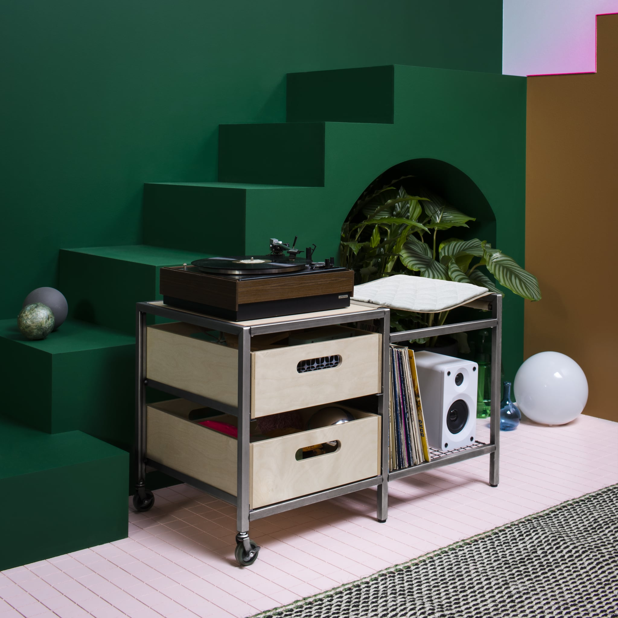 Veberöd Bench ($100) | Organizing Your Small Apartment Has Never ...
