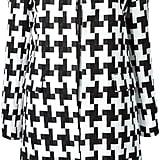 Tagliatore geometric pattern coat ($562)