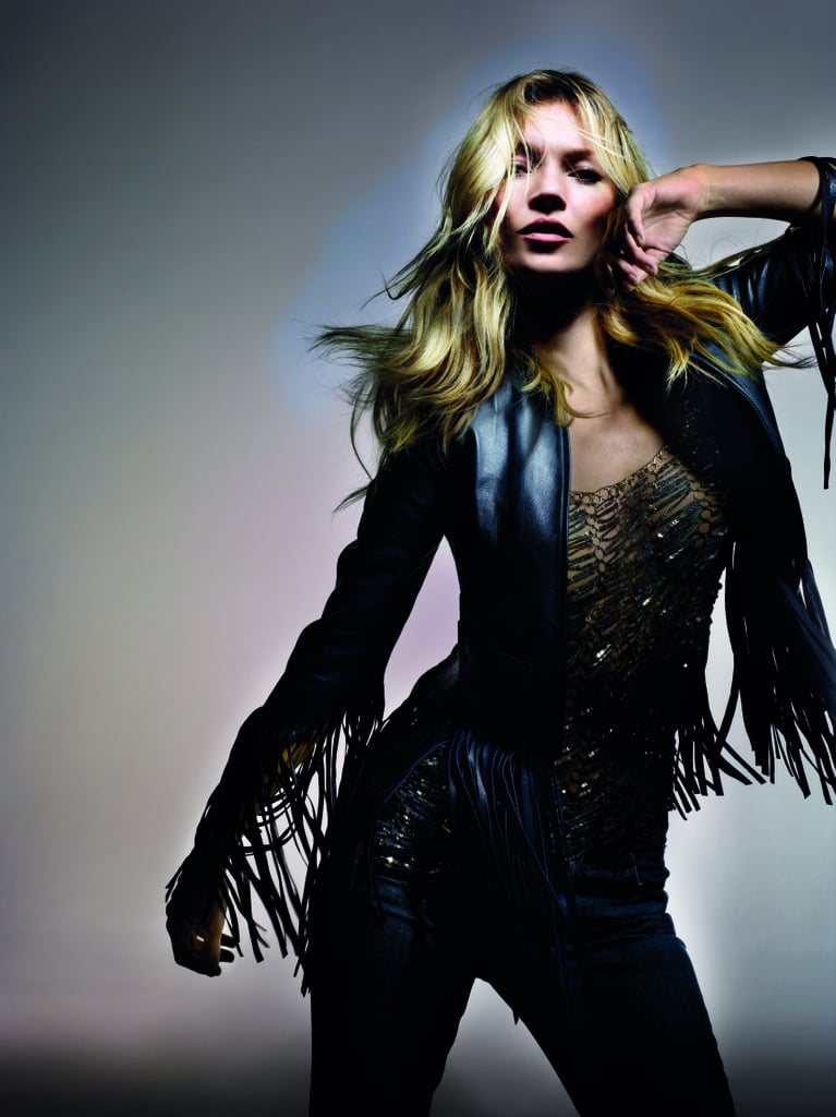 Kate Moss For Topshop Campaign