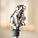 Bulldog Bottle Stopper ($17)