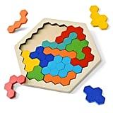 Geometry Logic Tangrams Puzzle