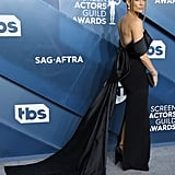 Jennifer Lopez at the 2020 SAG Awards