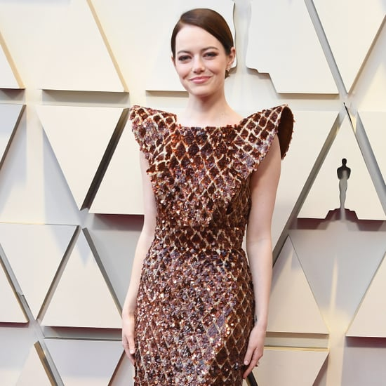 Emma Stone Dress Oscars 2019