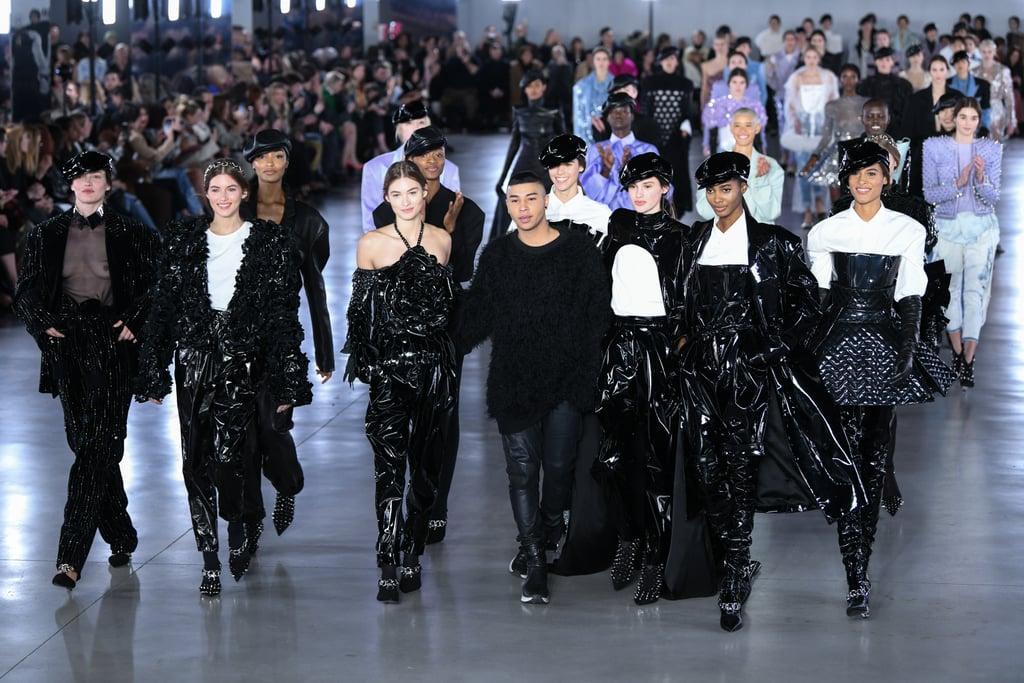 Paris Fashion Week Day 5 Shows