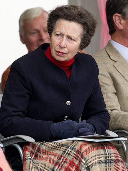 Princess Anne Admitted to Hospital with 'Bad Chest Infection'