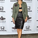 March at the 2016 Honda Civic Tour Announcement in New York City