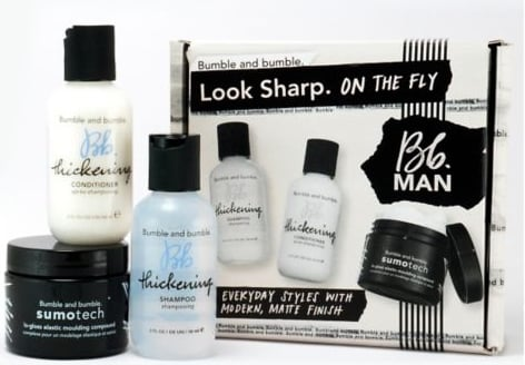 Bumble and Bumble Man Look Sharp on the Fly (£30)