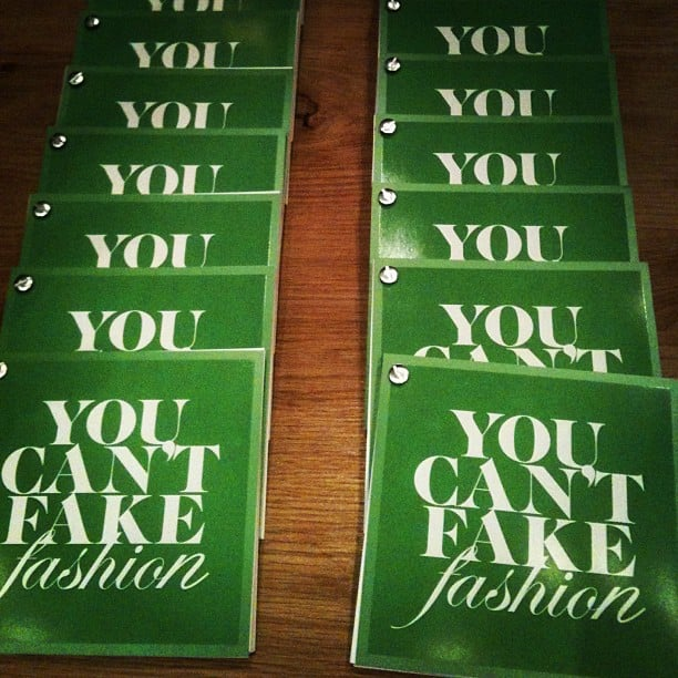 You Really Can T Fake Fashion That Was The Name Of The Game At The Fabsugar Diary Our Week In Pictures Popsugar Fashion Photo 9