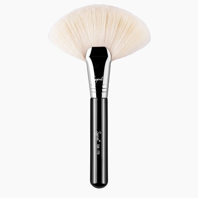 What Is a Fan Brush?