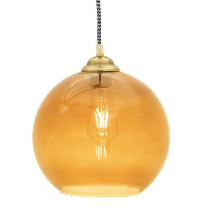 Sahara Gold Pendant Light