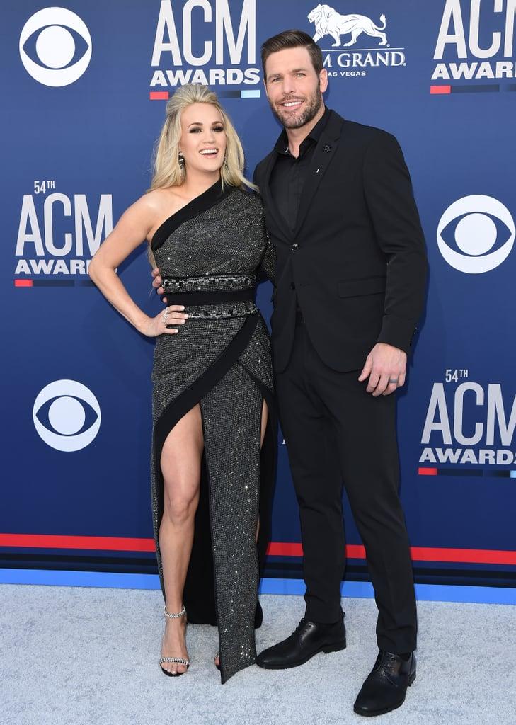 Carrie Underwood Dress At Acm Awards 2019 Popsugar