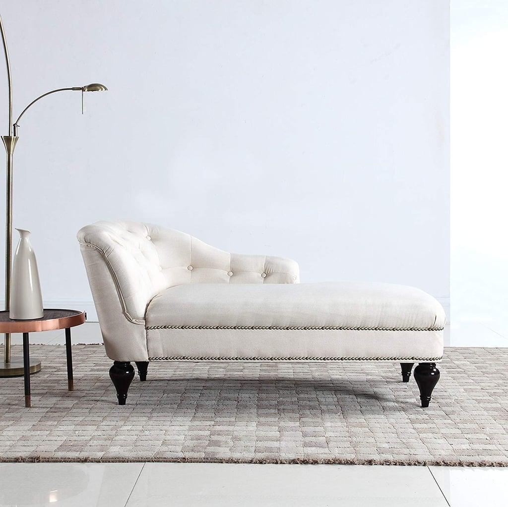 Divano Roma Elegant Chaise Lounge
