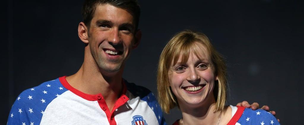 Michael Phelps Essay About Katie Ledecky