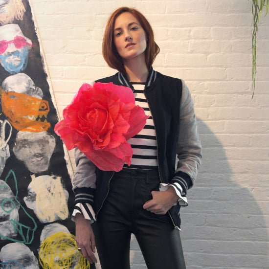 Taylor Tomasi Hill in Zara Look Book | Pictures