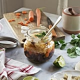 Mason Jar Tortilla Soup
