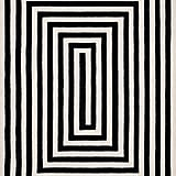 Now House by Jonathan Adler Maze Collection Area Rug