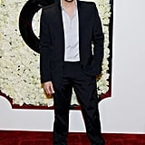 Ken Paves attended QVC's Buzz on the Red Carpet party and broadcast at the Beverly Hills Four Seasons Hotel.
