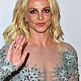 Britney Spears as Robot Girlfriend